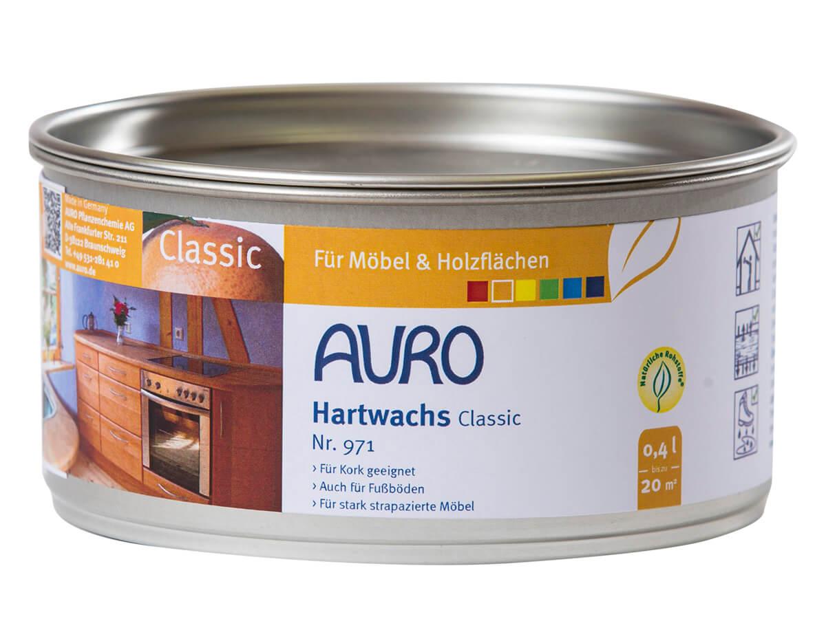 AURO Hartwachs, Classic Nr. 971 - 0,40 L