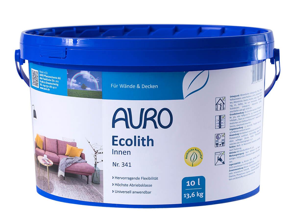 AURO Ecolith Innen-Kalkfarbe 341