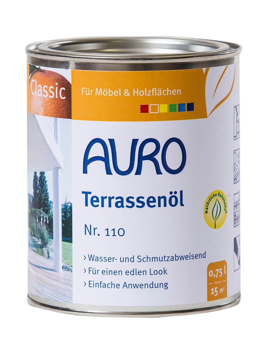 AURO Terrassenöl Nr. 110