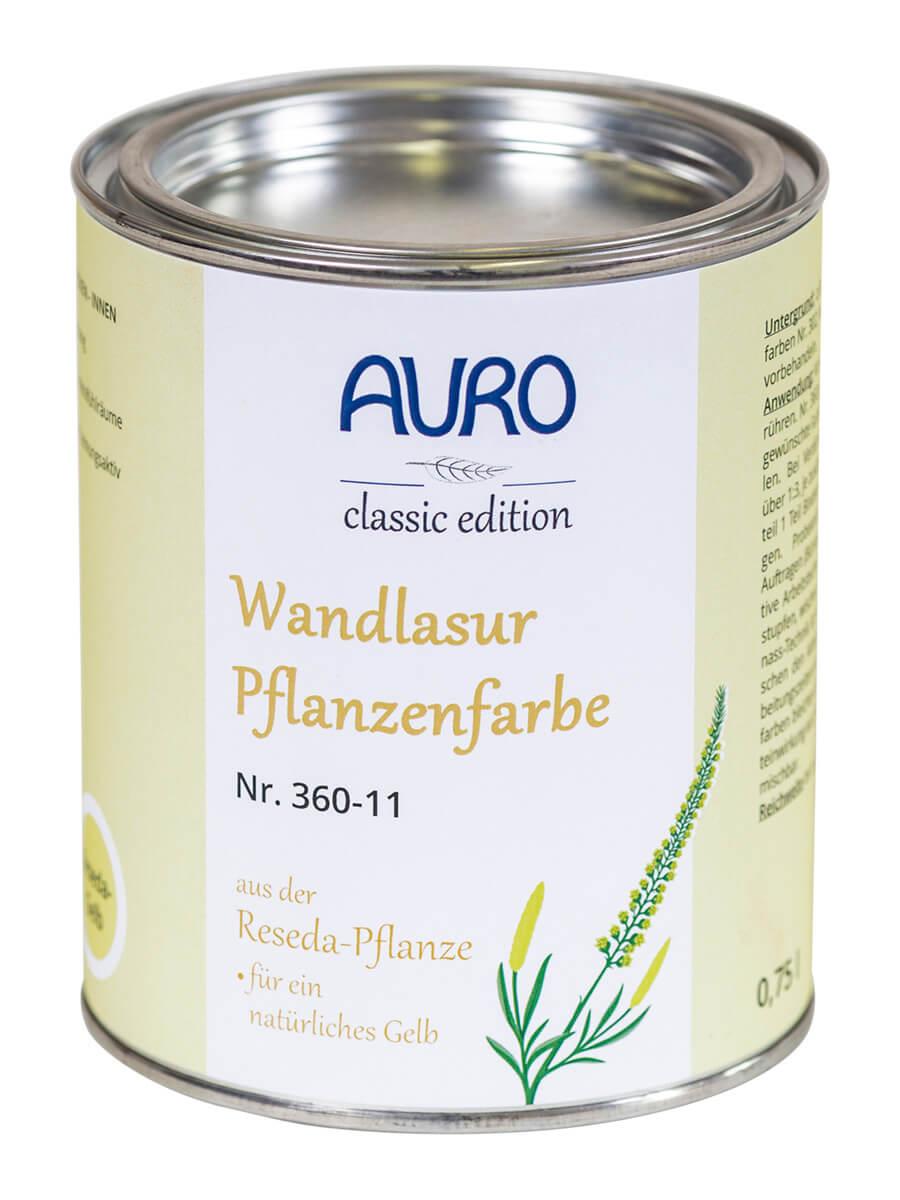 AURO Wandlasur-Pflanzenfarben Nr. 360