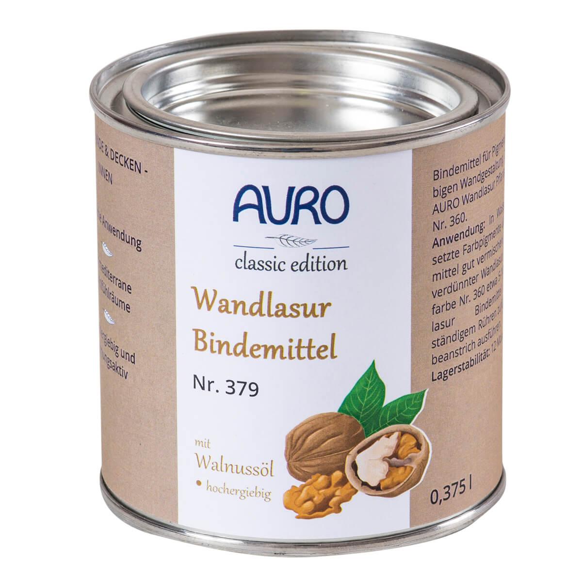 AURO Wandlasur-Bindemittel Nr. 379