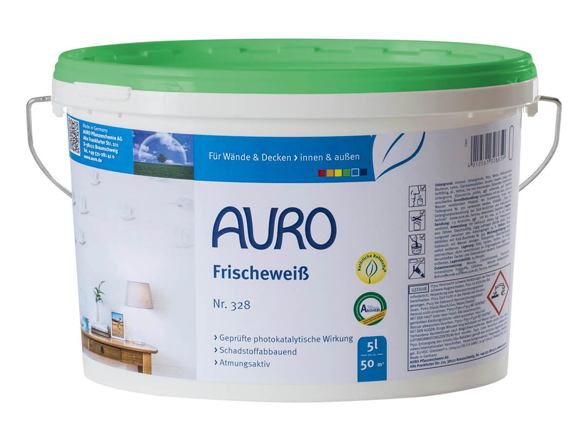 AURO Frischeweiß Nr. 328