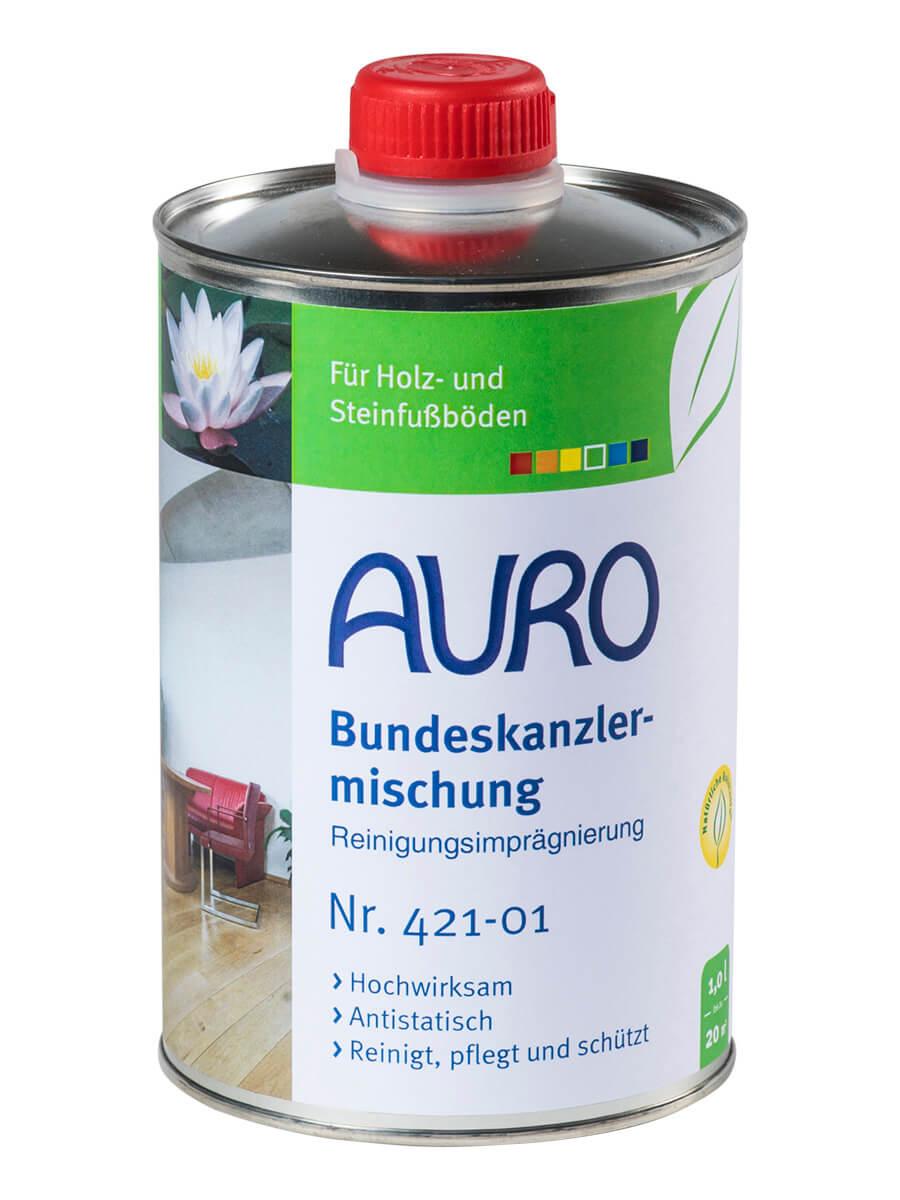 AURO Bundeskanzlermischung Reinigungsimprägnierung Nr. 421-01